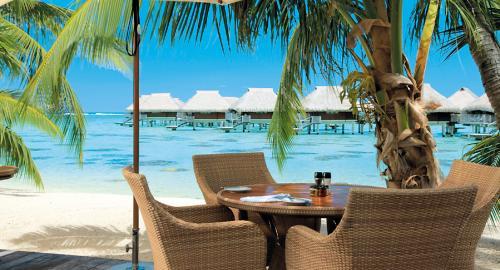 Hilton Moorea Lagoon Resort : Restauration