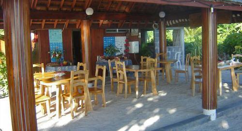 Pension Papahani : Restauration