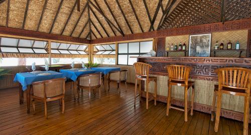 Le Sauvage Private Island : Restauration