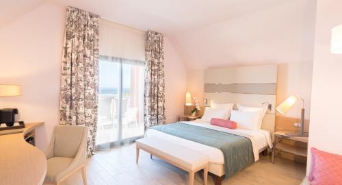 Akoya Hôtel & Spa : Hébergement