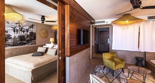 Le Boucan Canot : Hébergement