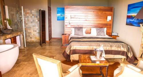 Diana Dea Lodge & Spa : Hébergement