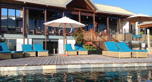 Diana Dea Lodge & Spa : Restauration