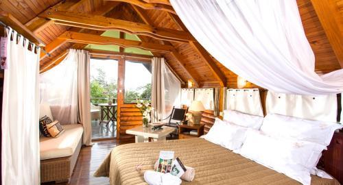 Lodge Roche Tamarin & Spa : Hébergement