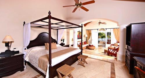 Bahia Principe Luxury Cayo Levantado : Hébergement