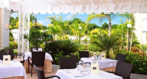 Bahia Principe Luxury Esmeralda : Restauration