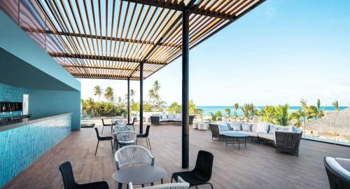 Live Aqua Beach Resort Punta Cana : Restauration