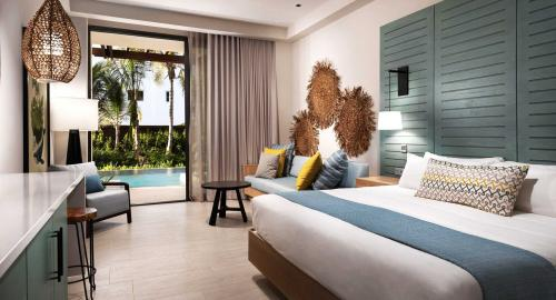 Lopesan Costa Bavaro Resort, Spa & Casino : Hébergement