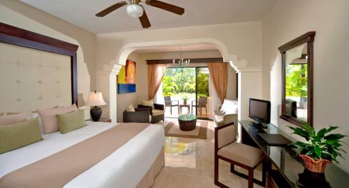 Melia Caribe Beach Resort : Hébergement
