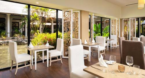 Melia Caribe Beach Resort : Restauration