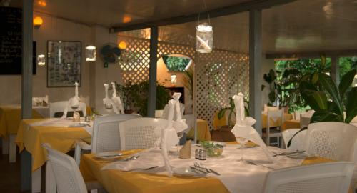 Auberge d'Anse Boileau : Restauration