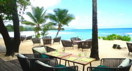 Avani Barbarons Resort & Spa : Restauration