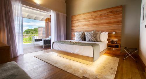 Carana Beach Hôtel : Hébergement