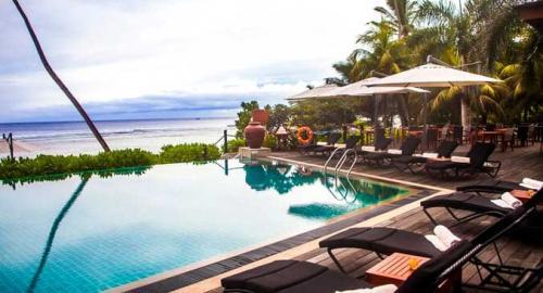 DoubleTree Resort & Spa by Hilton Seychelles Allamanda : Activités / Loisirs