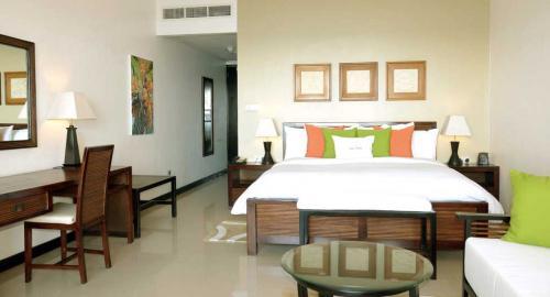 DoubleTree Resort & Spa by Hilton Seychelles Allamanda : Hébergement