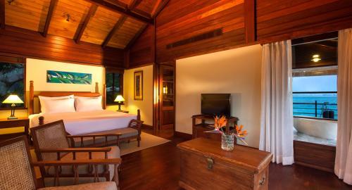 JA Enchanted Island Resort : Hébergement