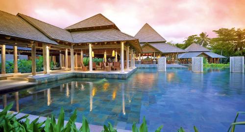 Constance Ephelia Seychelles : Restauration
