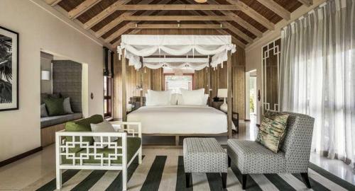 Four Seasons Resort at Desroches Island : Hébergement
