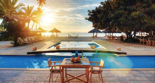 Four Seasons Resort at Desroches Island : Restauration