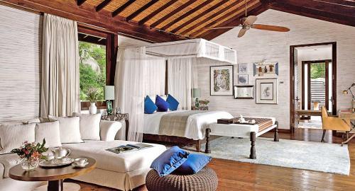Four Seasons Resort Seychelles : Hébergement