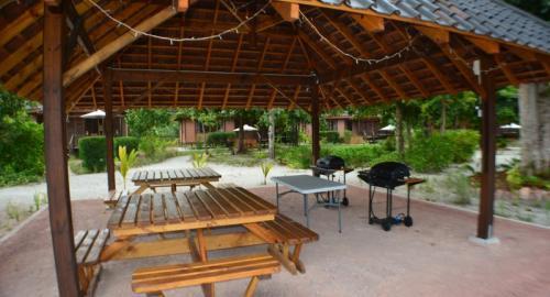 Heliconia Grove : Restauration