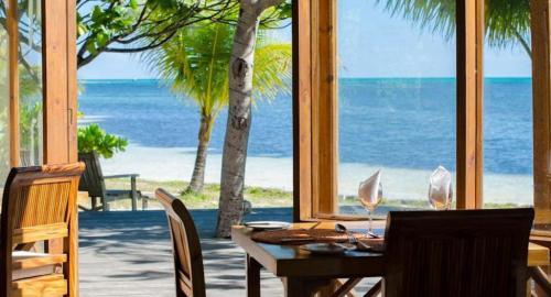 Indian Ocean Lodge : Restauration