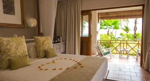 Indian Ocean Lodge : Hébergement