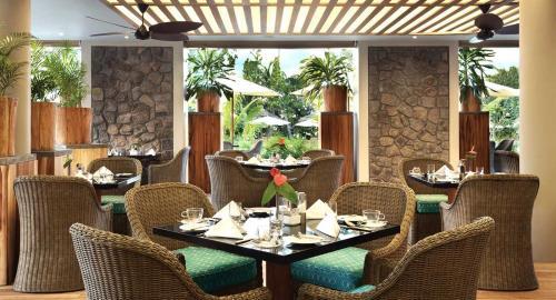 Kempinski Seychelles Resort Baie Lazare : Restauration
