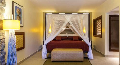 Kempinski Seychelles Resort Baie Lazare : Hébergement