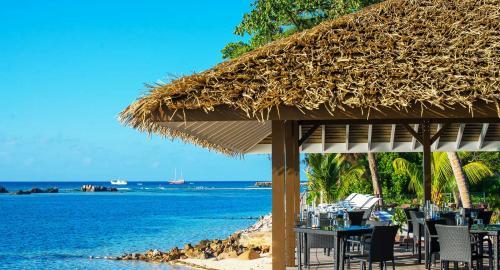 Le Nautique Luxury Waterfront Hotel : Restauration