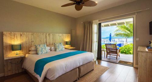 Le Nautique Luxury Waterfront Hotel : Hébergement