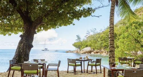 Constance Lemuria Seychelles : Restauration