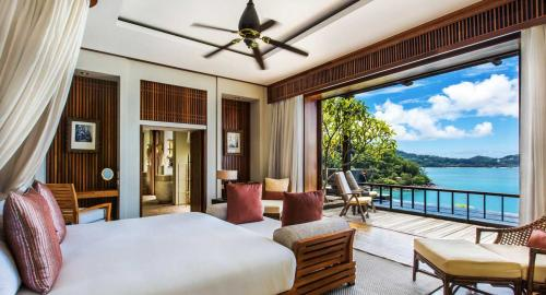 Maia Luxury Resort & Spa : Hébergement
