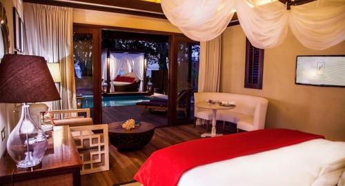 The H Resort Beau Vallon Beach : Hébergement