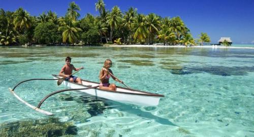 Vahine Island : Activités / Loisirs