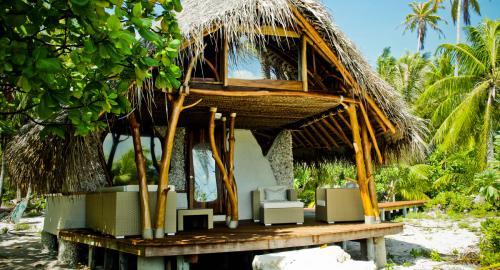Ninamu Resort : Hébergement