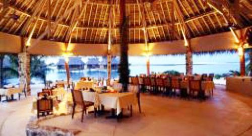 Tikehau Pearl Beach Resort : Restauration