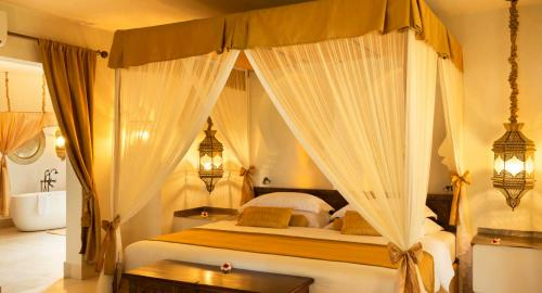 Baraza Resort & Spa : Hébergement