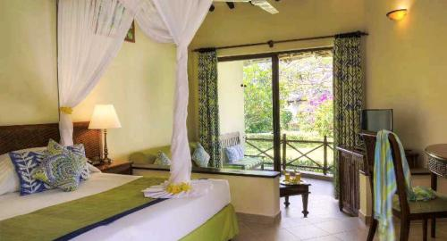 Bluebay Beach Resort & Spa : Hébergement