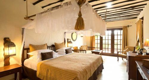 Breezes Beach Club & Spa Zanzibar : Hébergement