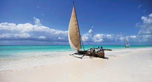 Zanzibar : Les boutres