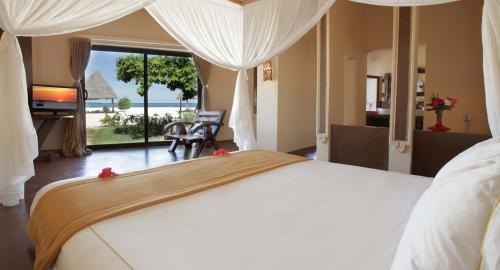 Gold Zanzibar Beach house & Spa : Hébergement