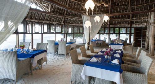 Karafuu Beach Resort & Spa : Restauration