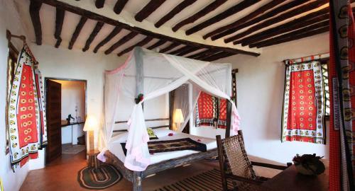 Kichanga Lodge : Hébergement