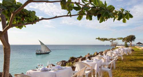 Royal Zanzibar Beach Resort : Restauration