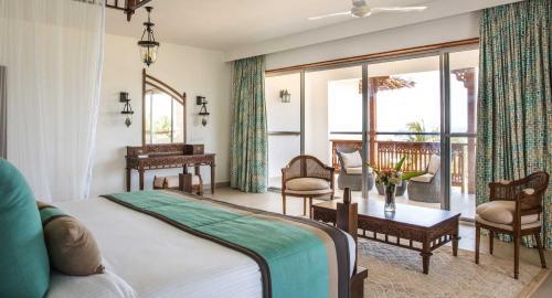 Royal Zanzibar Beach Resort : Hébergement