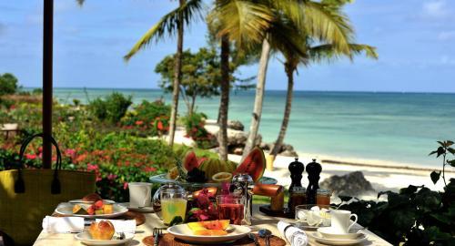 The Residence Zanzibar : Restauration