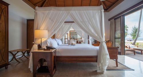 The Residence Zanzibar : Hébergement