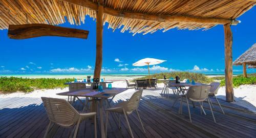White Sand Luxury Villas & Spa : Restauration