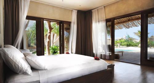 White Sand Luxury Villas & Spa : Hébergement